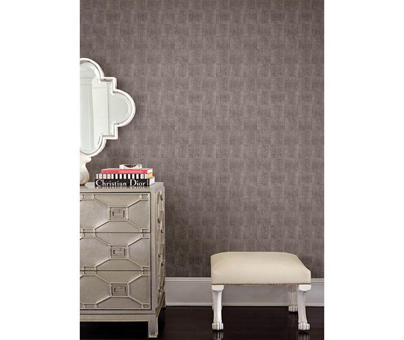 Odyssey Pewter Wood Wallpaper available at Barrydowne Paint