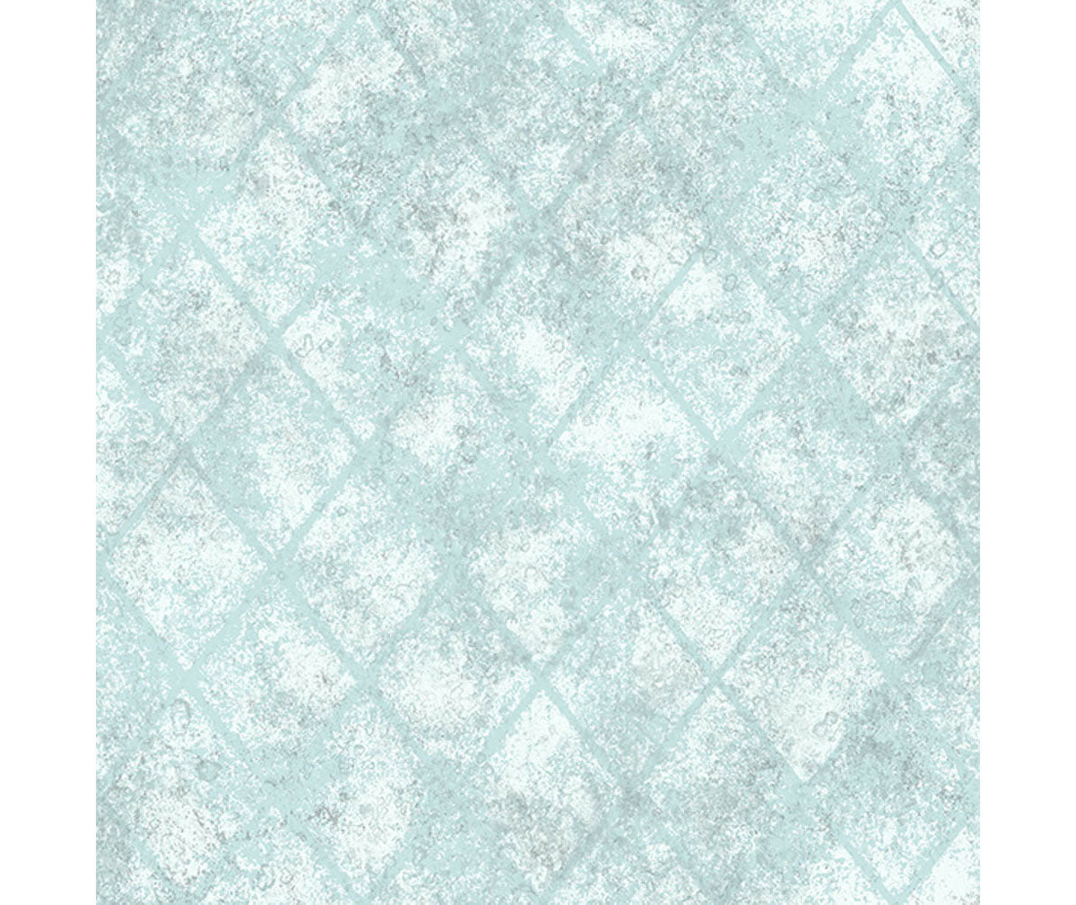 Mercury Glass Blue Distressed Metallic Wallpaper available at Barrydowne Paint