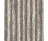 Corrugated Metal Charcoal Industrial Texture Wallpaper available at Barrydowne Paint