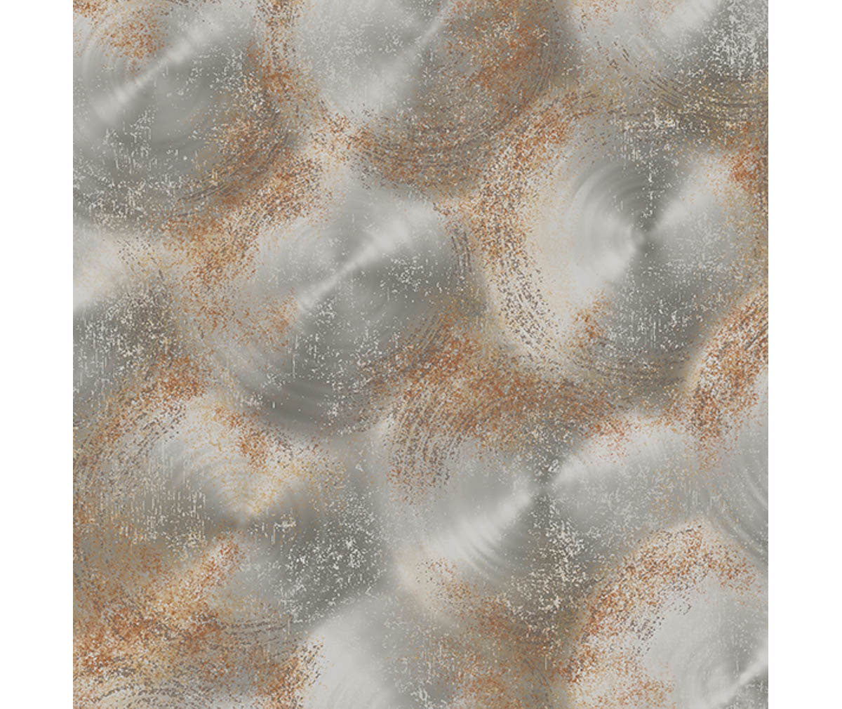 Tarnished Metal Silver Metallic Texture Wallpaper available at Barrydowne Paint