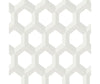 Hex Neutral Geometric Wallpaper available at Barrydowne Paint