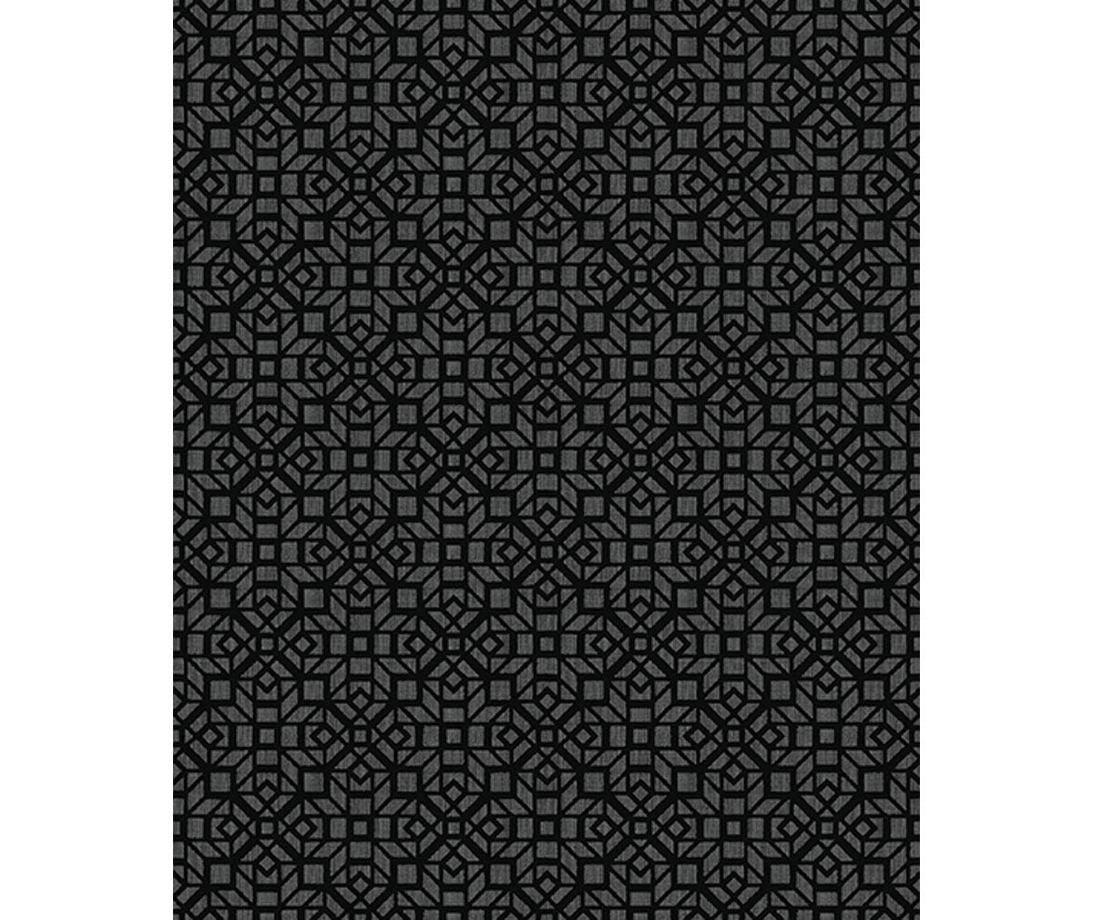 Element Black Mosaic Wallpaper available at Barrydowne Paint