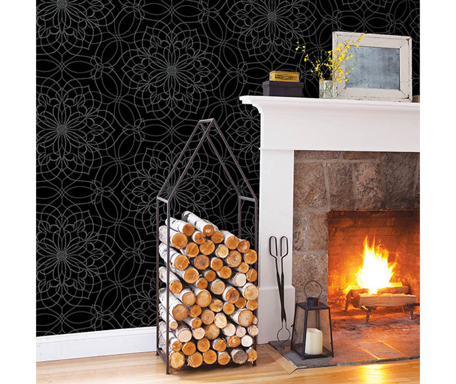 Venus Black Venus Wallpaper available at Barrydowne Paint