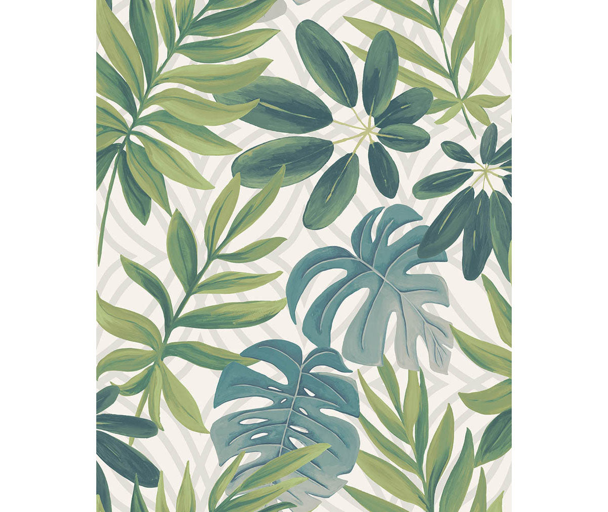 Nocturnum White Leaf Wallpaper Available At Barrydowne Paint