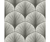 Dusk Grey Frond Wallpaper available at Barrydowne Paint