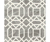 Daphne Grey Trellis Wallpaper available at Barrydowne Paint