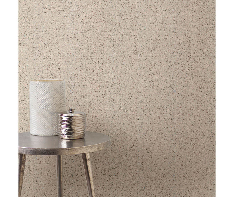 Twinkle Beige Texture Wallpaper available at Barrydowne Paint