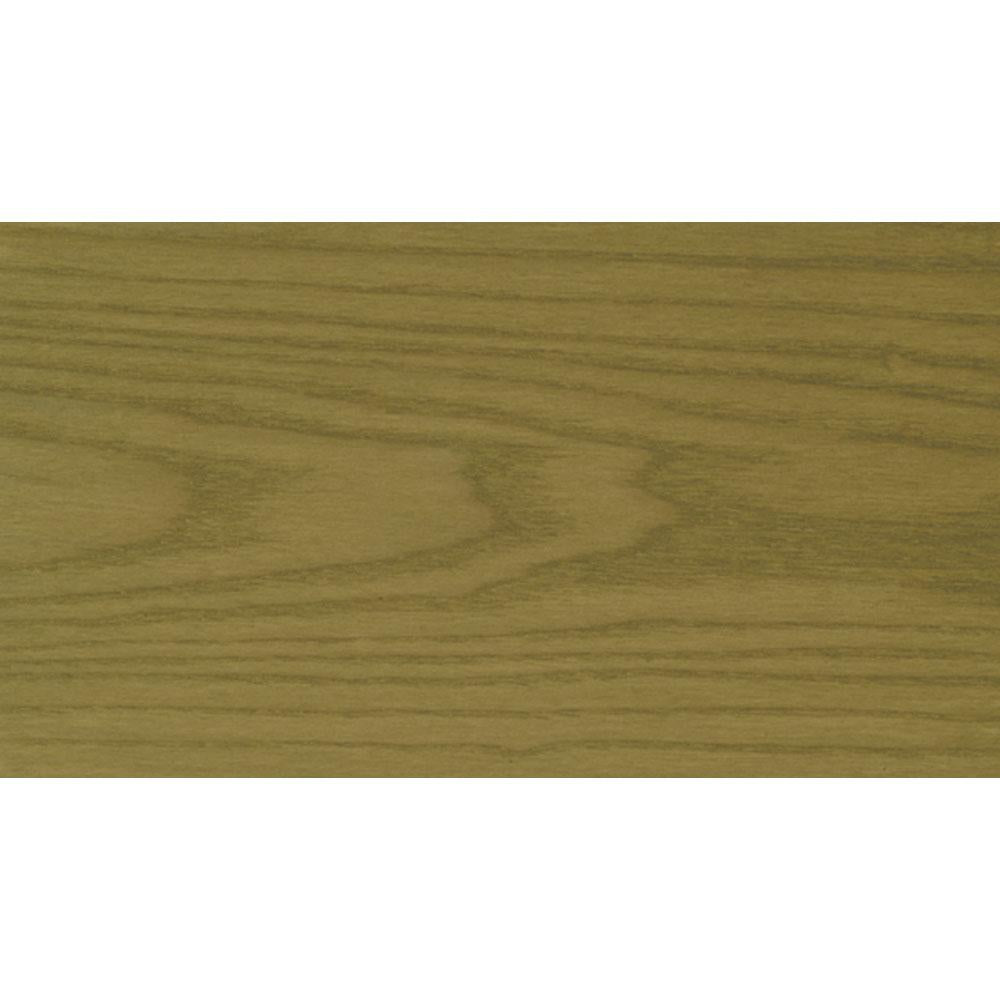 Sansin Olive 41 Exterior Wood Stain Colour on pine.