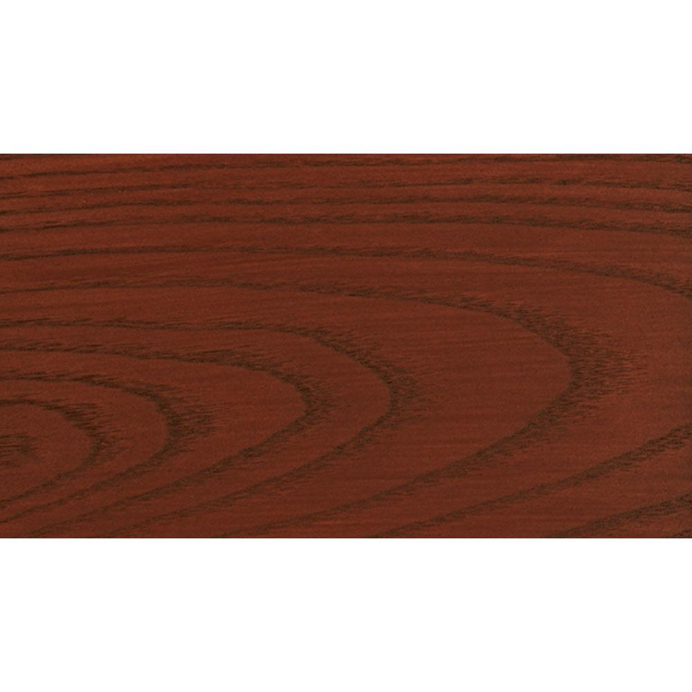 Sansin Brushed Sable 47 Exterior Wood Stain Colour on pine.