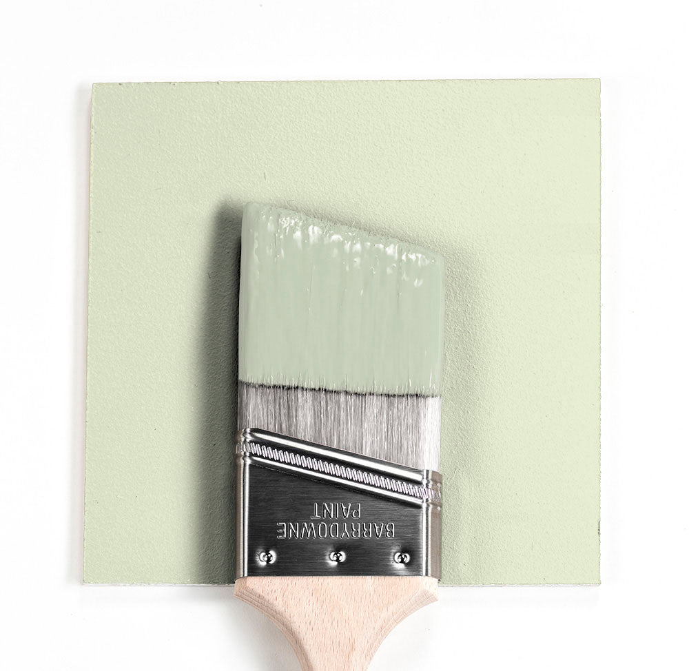 533 Calming Aloe Paint Brush Mock up