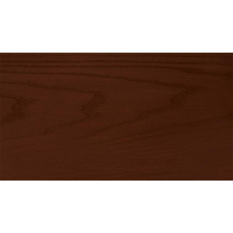 Sansin Mahogany 57 Exterior Wood Stain Colour on pine.