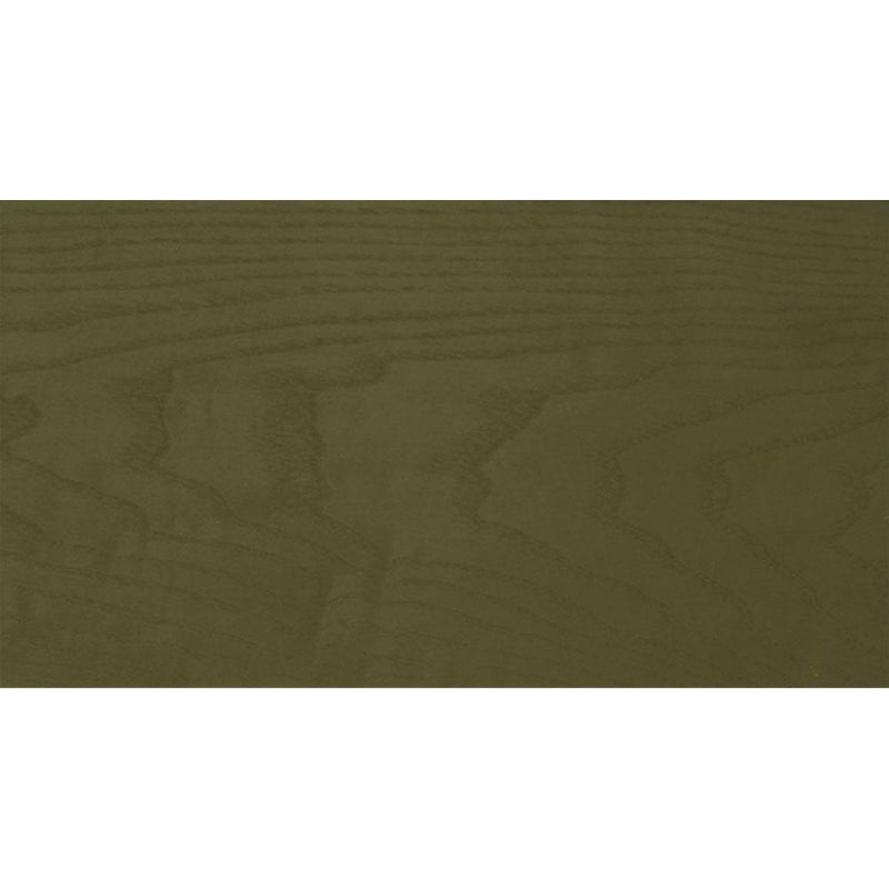 Sansin Sage Green 64 Exterior Wood Stain Colour on pine.