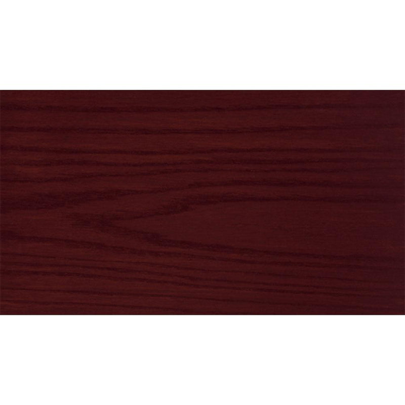 Sansin Red Oak 73 Exterior Wood Stain Colour on pine.