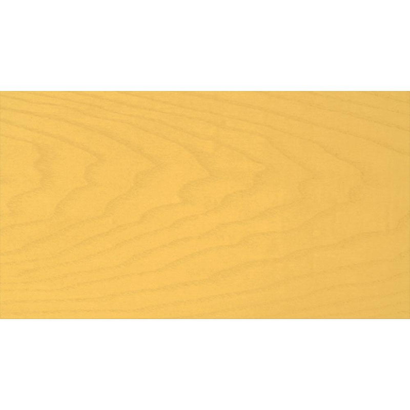 Sansin Colonial Yellow 78 Exterior Wood Stain Colour on pine.