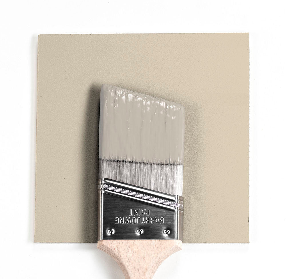 CC-90 Natural Linen Paint Brush Mock Up