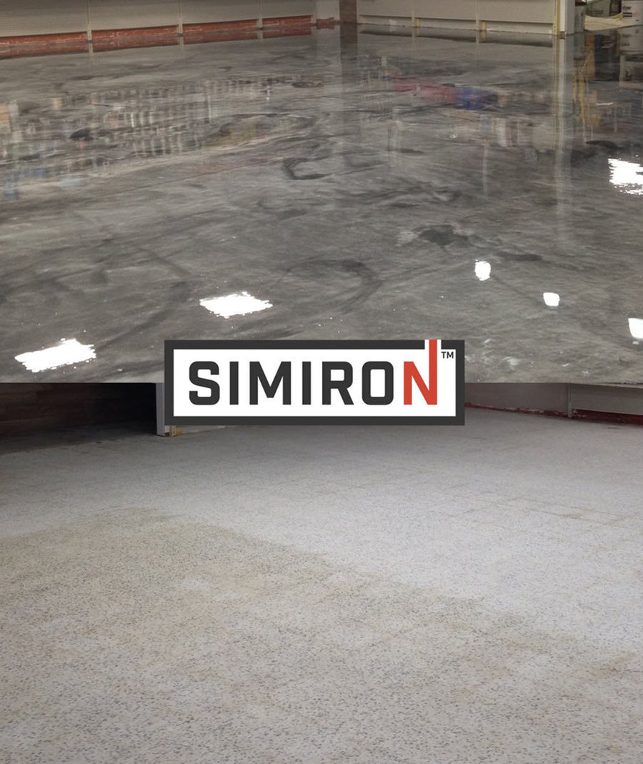 Simiron Metallic Additive for Floor Epoxy