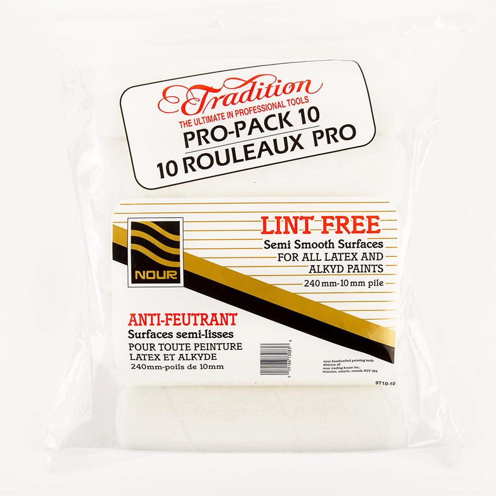 Nour Tradition Lint Free Refill (10 Pack)