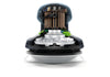 "Festool 6"" Brushless Random Orbit Sander (3mm) front view available at Barrydowne Paint"