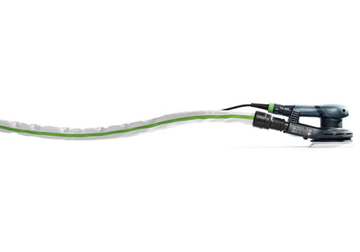 "Festool 6"" Brushless Random Orbit Sander (5mm) side view available at Barrydowne Paint"