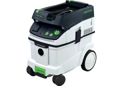 Festool CT 36 AutoClean Dust Extractor front view available at Barrydowne Paint