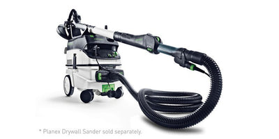 Festool CT 36 AutoClean Dust Extractor hose view available at Barrydowne Paint