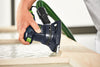 Festool DTS 400 REQ Orbital Finish Sander in use available at Barrydowne Paint