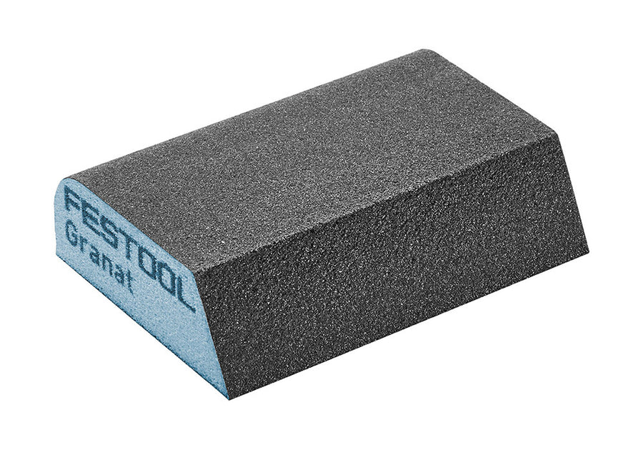Festool Angled Sanding Sponge Granat available at Barrydowne Paint