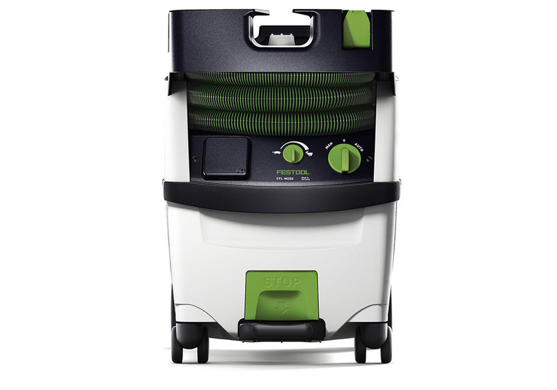 Festool CT MIDI Dust Extractor with HEPA available at Barrydowne Paint