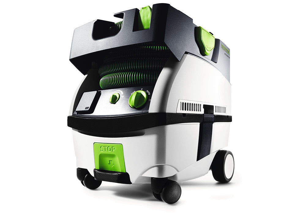 Festool CT MINI 1200W 10L 130CFM Dust Extractor with HEPA available at Barrydowne Paint