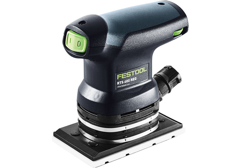 Copy of RTS 400 EQ Orbital Finish Sander (Test Video)