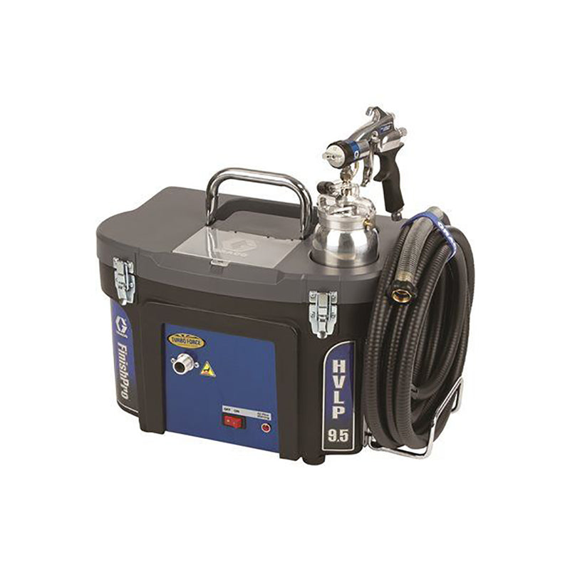 GRACO FINISH PRO HVLP 9.5 SPRAYER SET