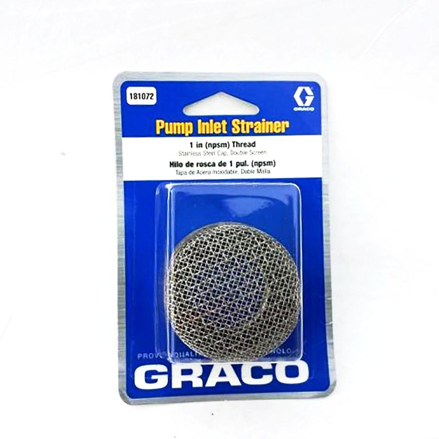 GRACO INLET STRAINER 495ST/695
