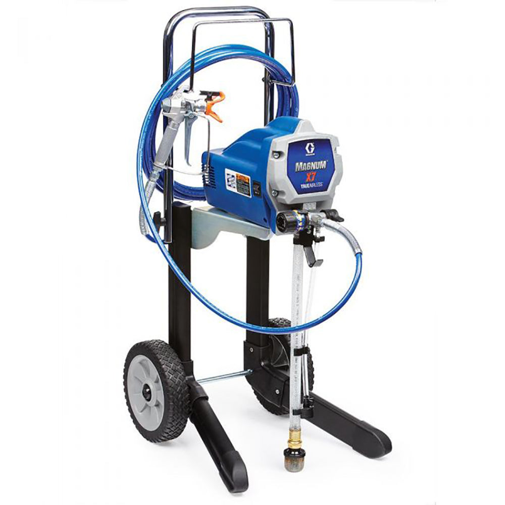 GRACO MAGNUM X7 CART COMPLETE AIRLESS SPRAYER
