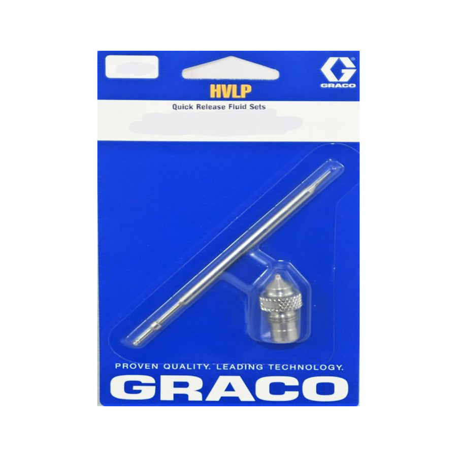 GRACO QUICK RELEASE FLUID SET
