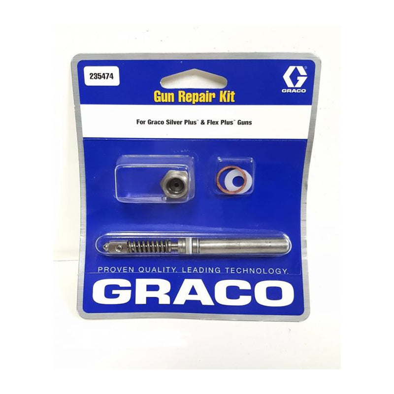 GRACO SILVER GUN REPAIR KIT