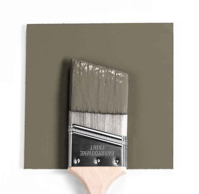 Benjamin Moore Colour HC-100 Gloucester Sage wet, dry colour sample.