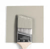Benjamin Moore Colour HC-172 Revere Pewter wet, dry colour sample.