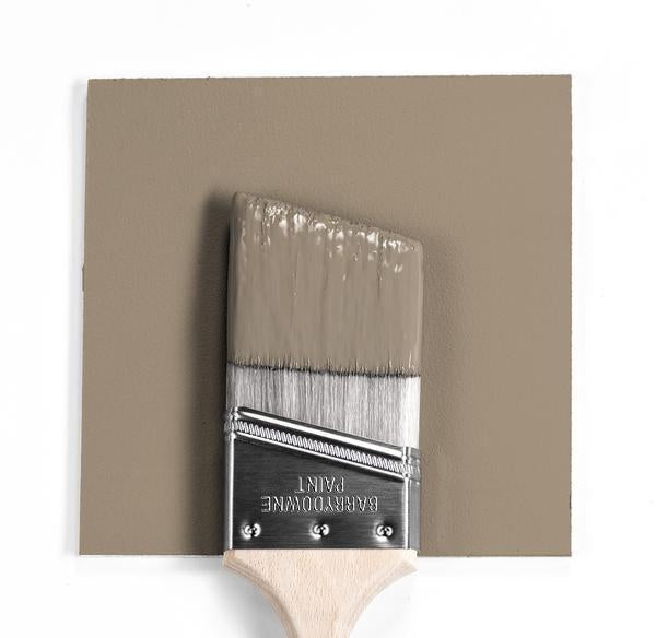 Benjamin Moore Colour HC-77 Alexandria Beige wet, dry colour sample.