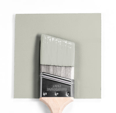 Benjamin Moore Colour OC-53 Horizon wet, dry colour sample.