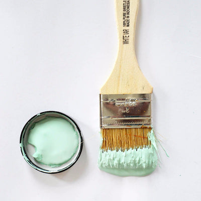 Pistachio Fat Paint Brush