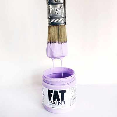 Posy Fat Paint Can