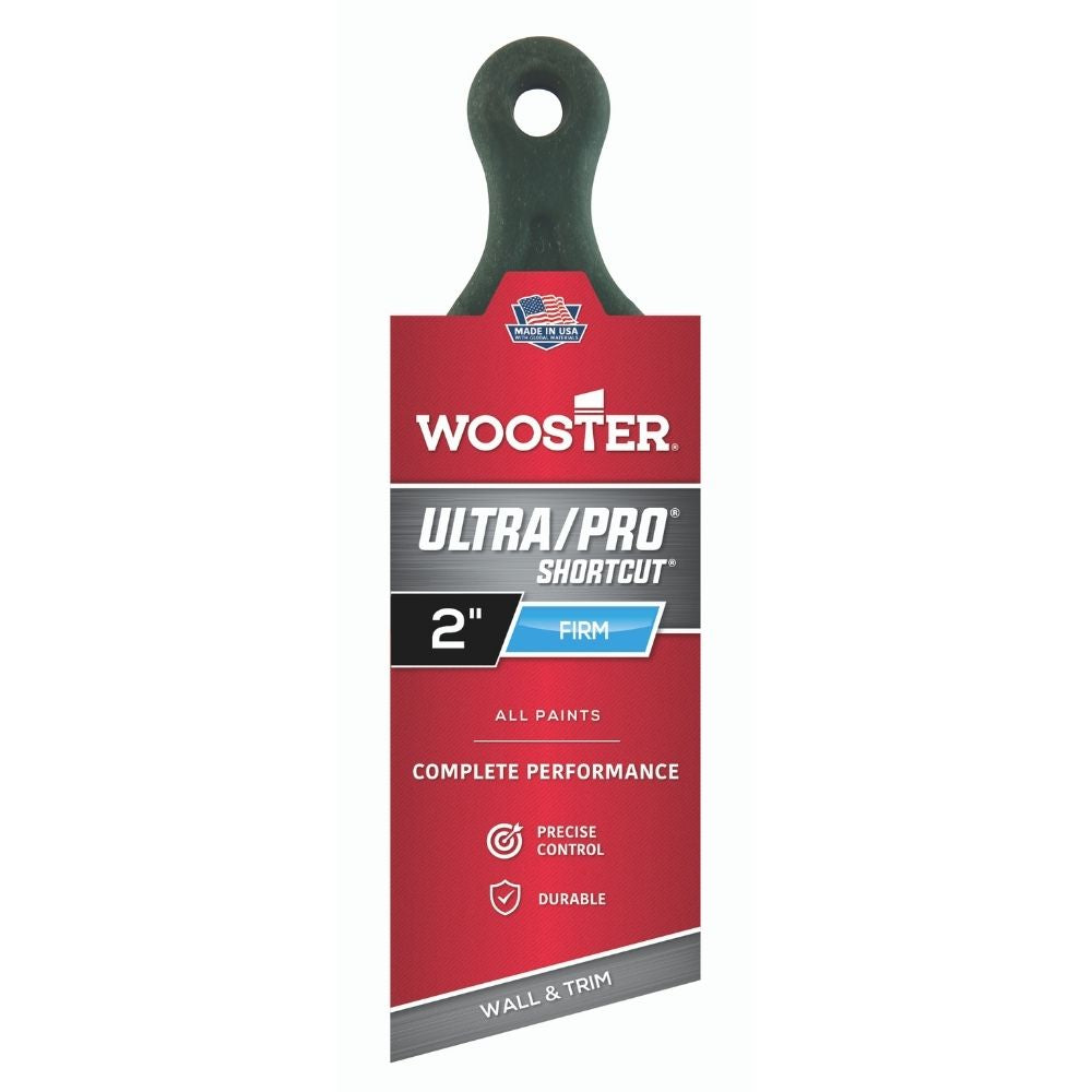 "Ultra Pro Shortcut 2"" Firm Brush"