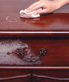 Howard's Restor-A-Finish Restoring a nightstand, removing watermark