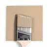 Benjamin Moore Colour CC-120 Stone House wet, dry colour sample.