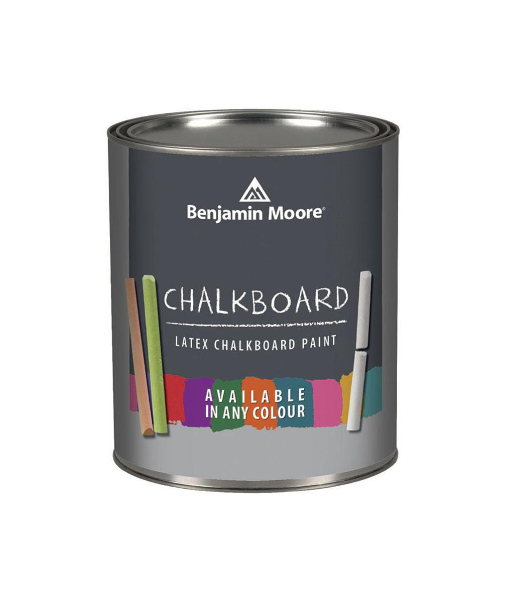 Benjamin Moore Barrydowne Paint Chalk Board Paint