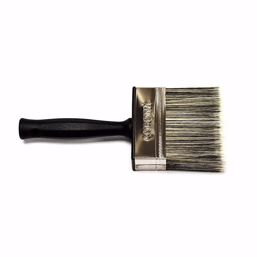 "Corona Easy L 4"" Latex Stain Brush"