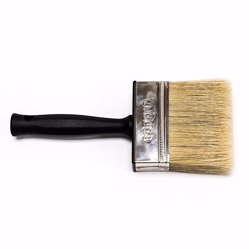 "Corona Easy O 4"" Oil Stain Brush"