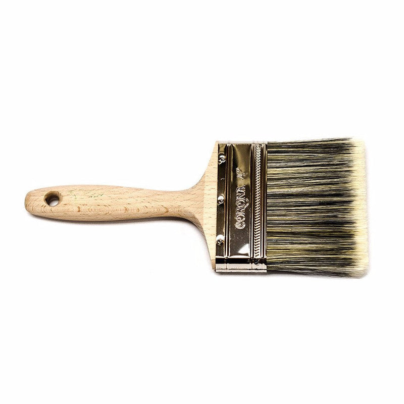 "Corona Stain•N•Seal™ 4"" Nylon/Polyester Brush"