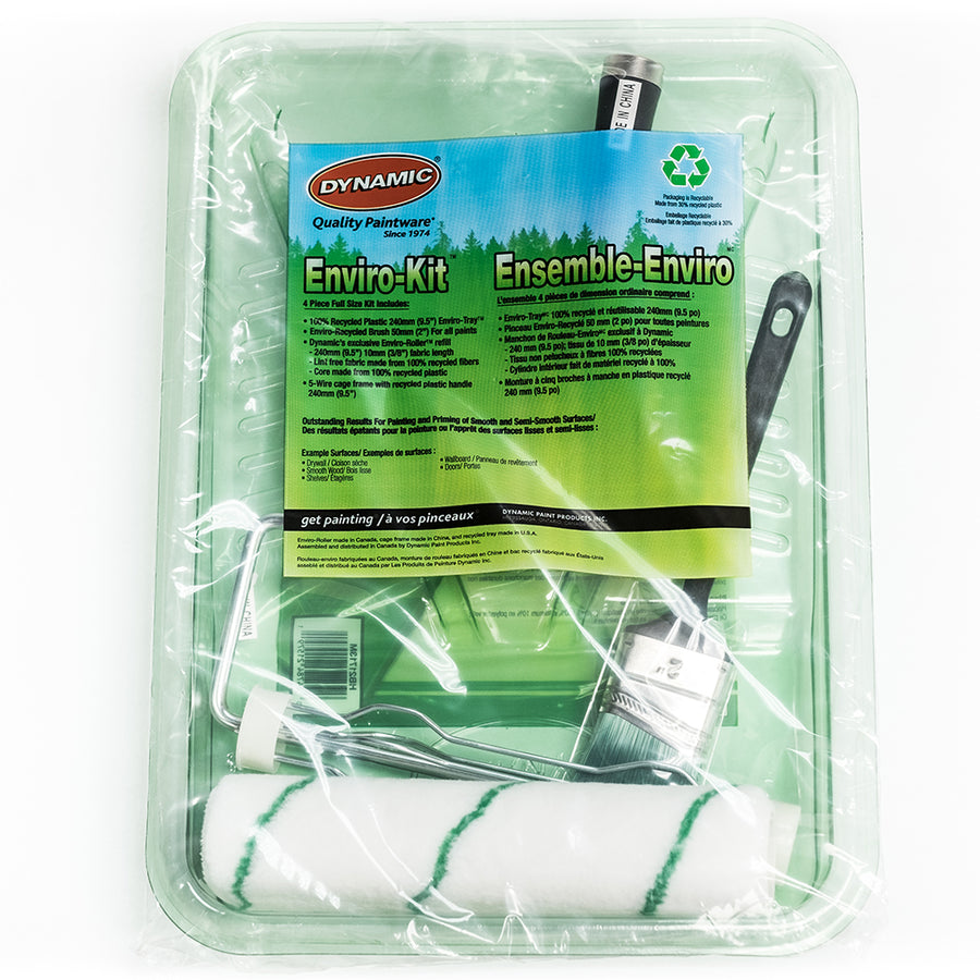 Enviro Tray Set Kit