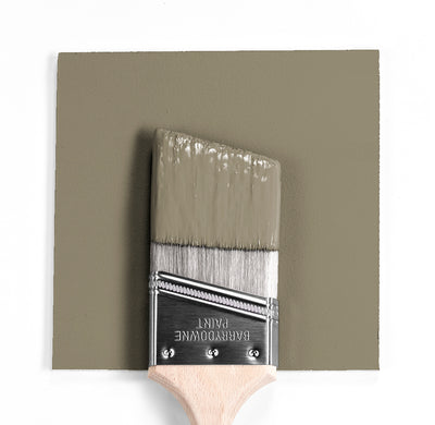 Benjamin Moore Colour HC-101 Hampshire Gray wet, dry colour sample.